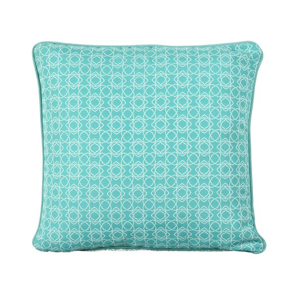 HARLEY OUTDOOR CUSHION SCATTER LAKESIDE 45 X 45CM