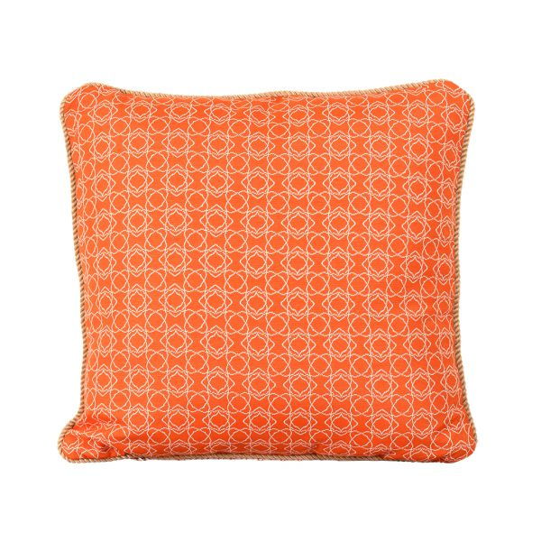 HARLEY OUTDOOR CUSHION SCATTER TUSCAN 45 X 45CM