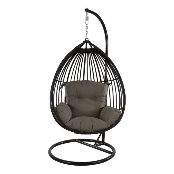 KOALA HANGING CHAIR BLACK