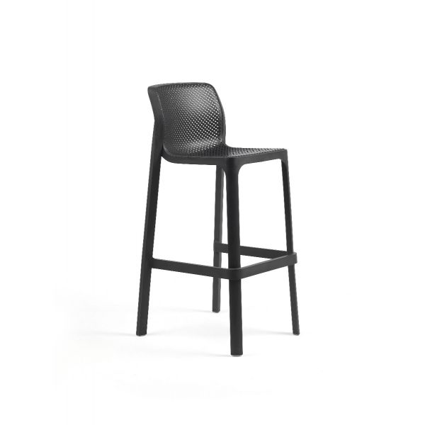 NET BAR STOOL ANTRACITE