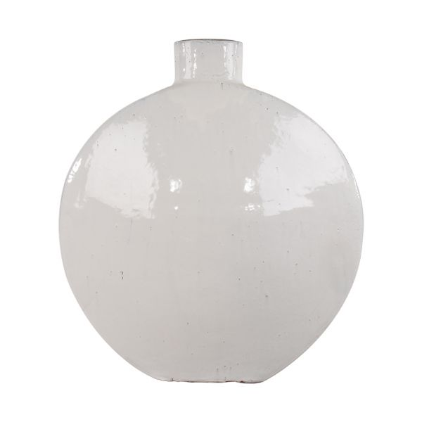ACCESS OPUS VASE WHITE SMALL 56CM