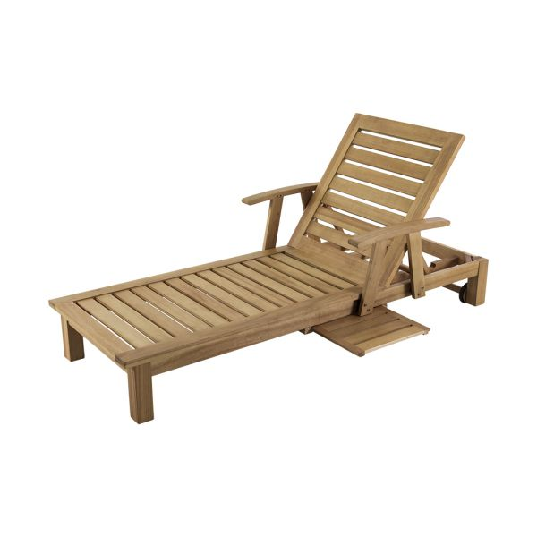 PRESTIGE OUTDOOR KARRI SUNLOUNGER TRAY & ARMS
