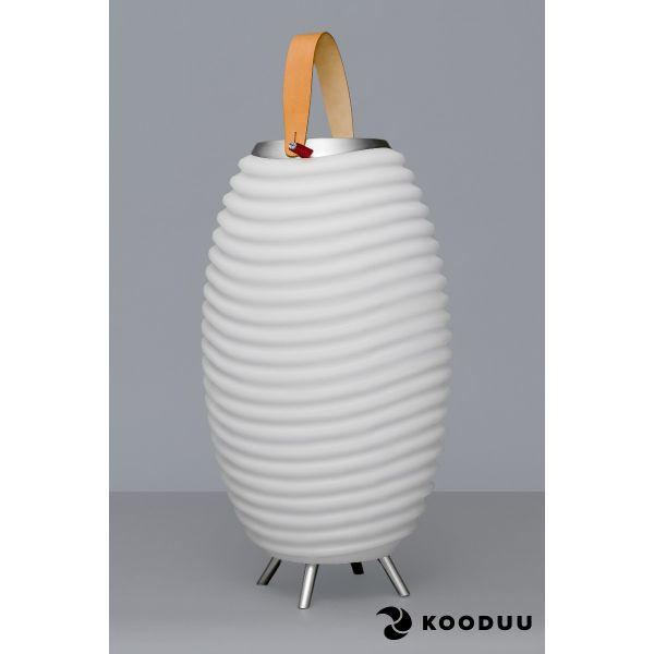 KOODUU SYNERGY BLUETOOTH SPEAKER LED LAMP LARGE 65 PRO